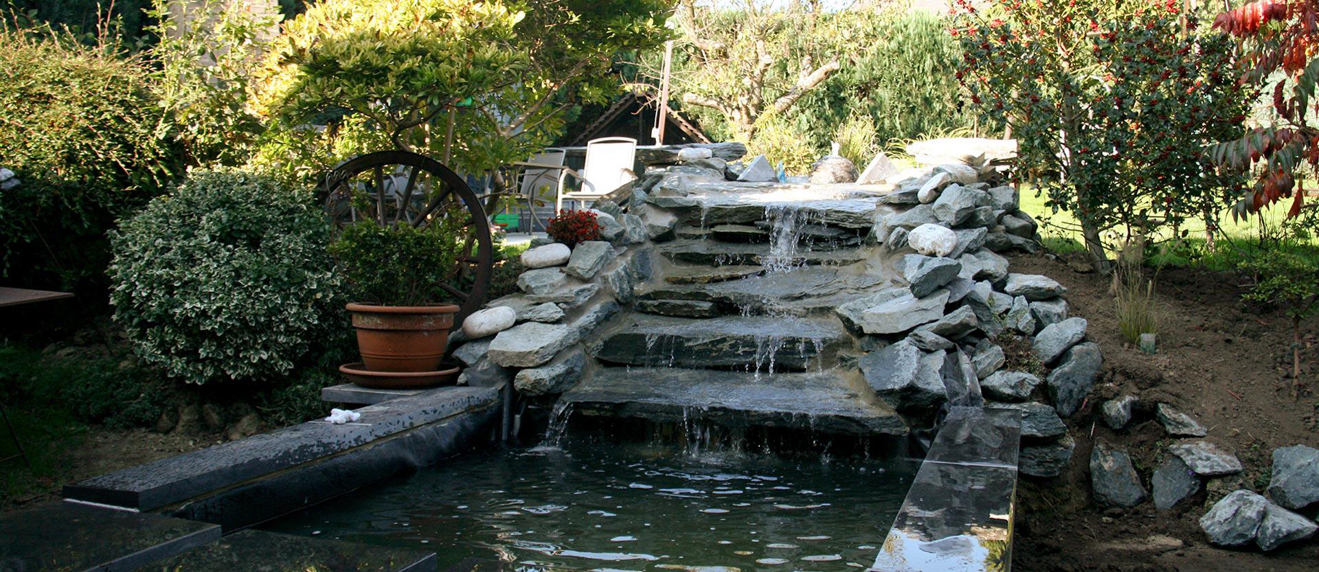 D senvasement r alisation piscine naturelle am nagement for Entretien jardin hainaut